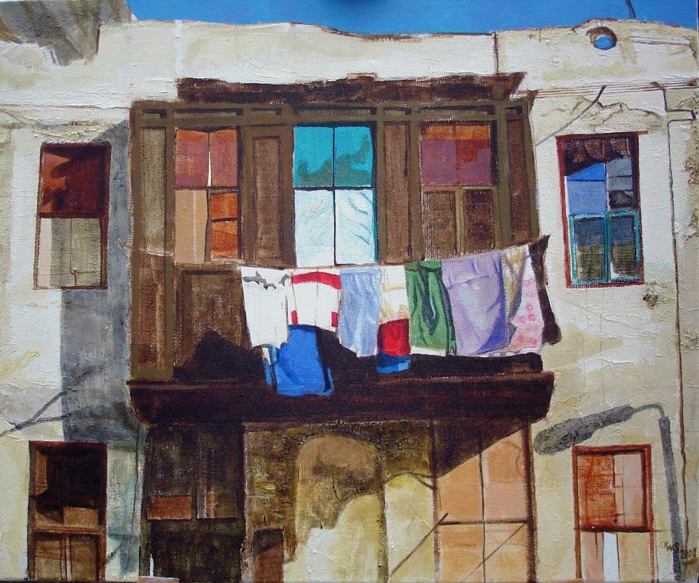 Zaproszenie na wernisaż – Katarzyna Slaska – malarstwo