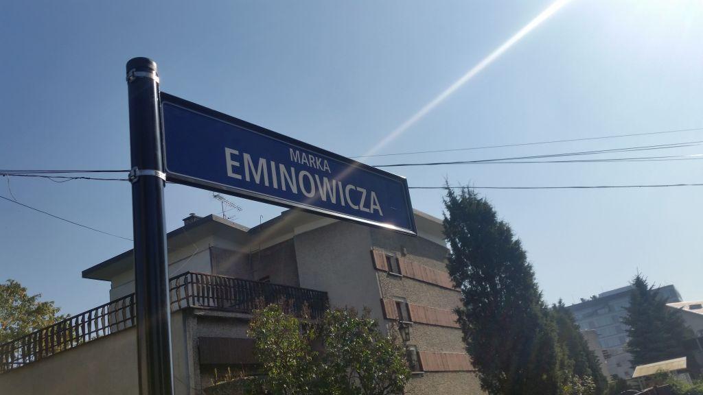 Sylwetka profesora Marka Eminowicza